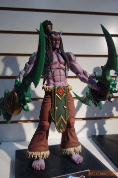 NECA Blizzard Heroes of the Storm Illidan Toy Fair 2015
