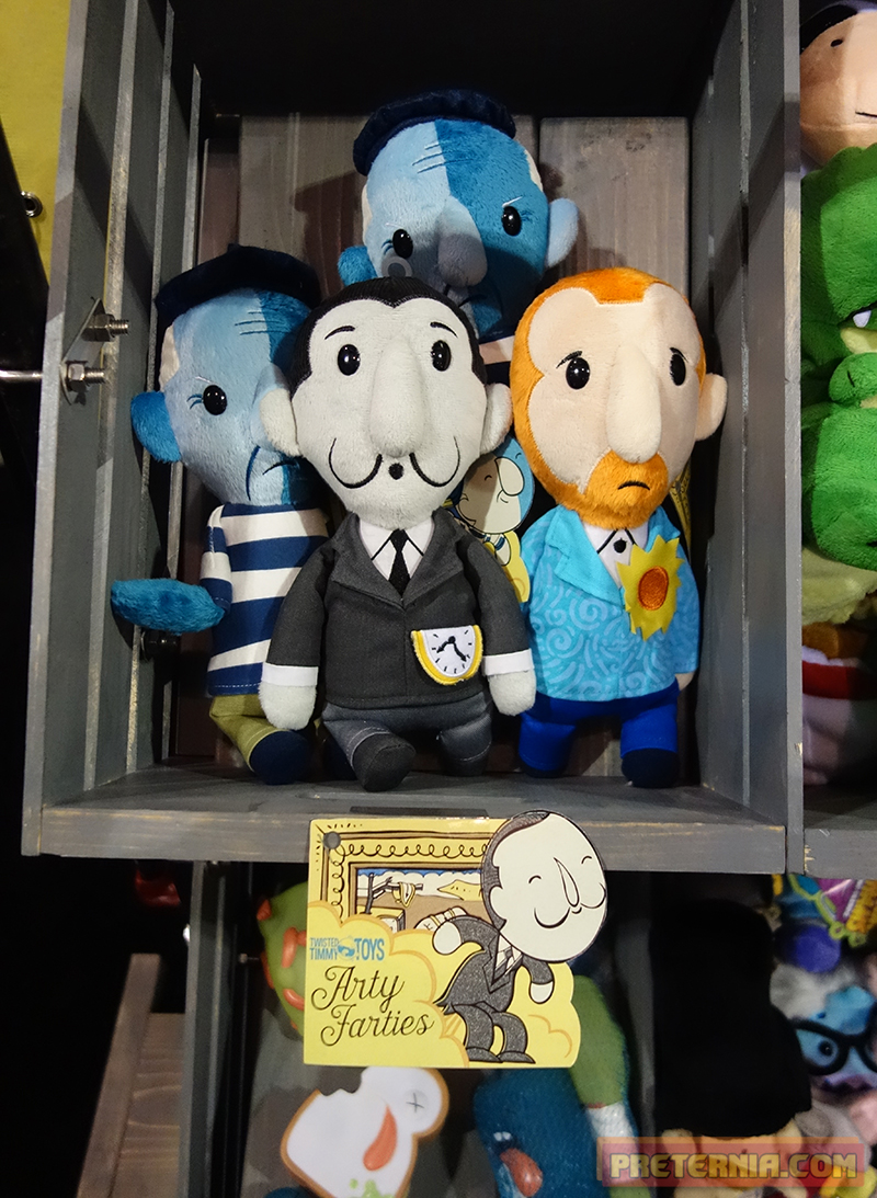 Toy Fair 2015 The Coop