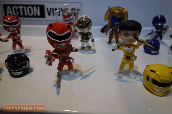Toy Fair 2015 The Loyal Subjects Power Rangers