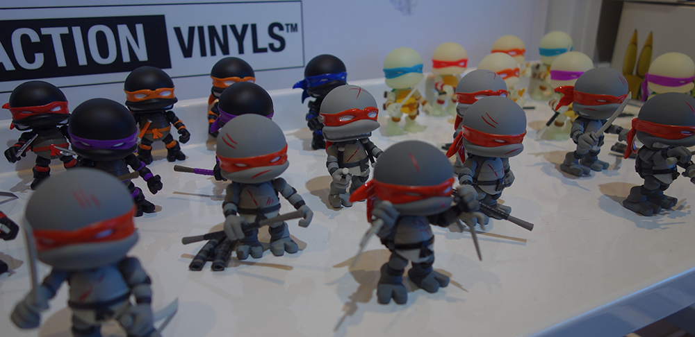 Toy Fair 2015 The Loyal Subjects TMNT