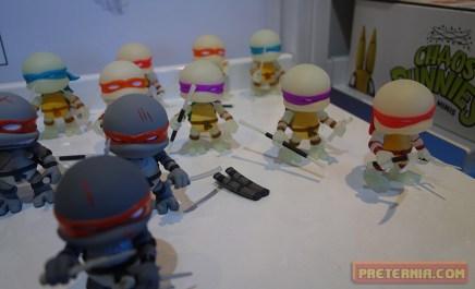 Toy Fair 2015 The Loyal Subjects TMNT
