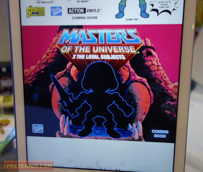 Toy Fair 2015 The Loyal Subjects Masters of the Universe