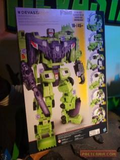 Toy Fair 2015 Hasbro Transformers Devastator