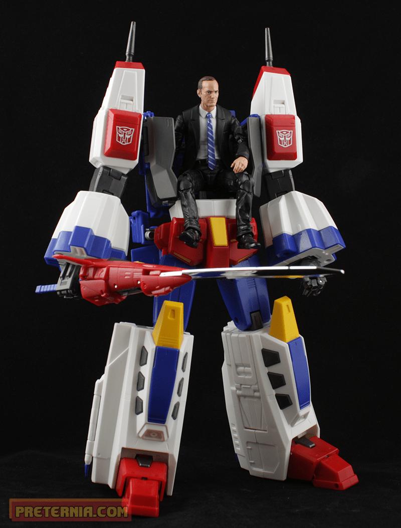 Transformers MP-24 Masterpiece Star Saber