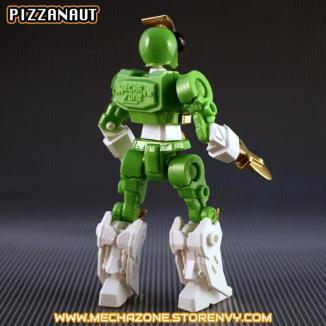 Mecha Zone Pizzanauts