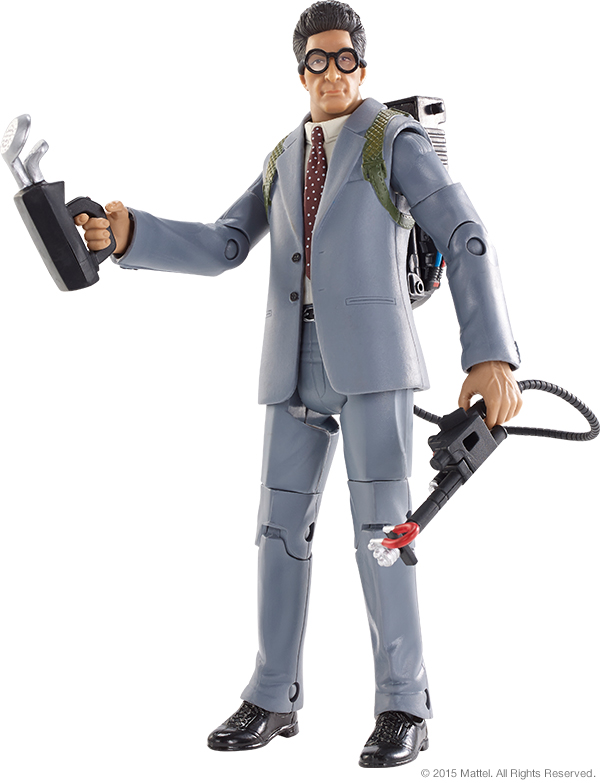 Mattel SDCC 2015 Ghostbusters Exclusive