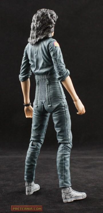 NECA Alien Series 4 Ripley Jumpsuit