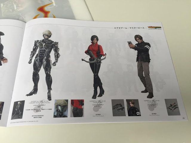 Hot Toys Resident Evil 6 Leon and Ada