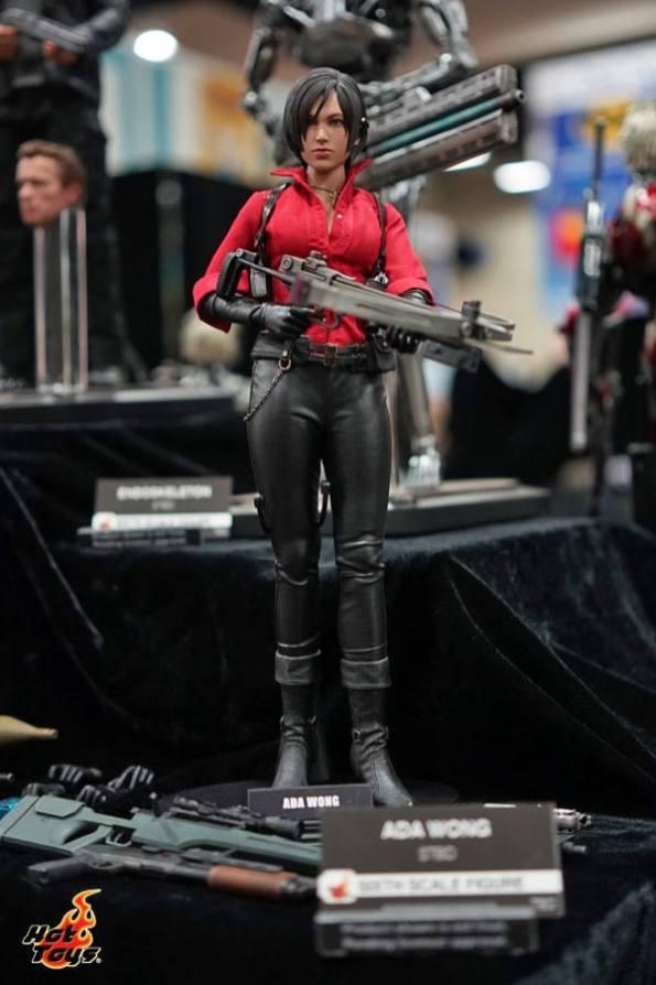Hot Toys SDCC 2015 Resident Evil