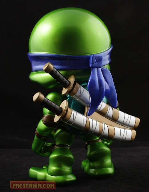 The Loyal Subjects TMNT Action Vinyl Leo