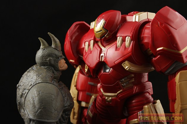 Hasbro Marvel Legends Rhino Build-A-Figure