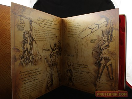Marvel Legends Book of Vishanti