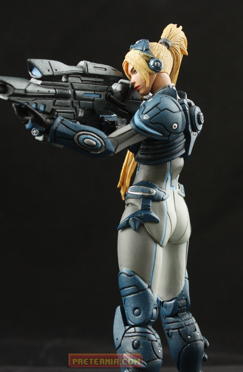 NECA Heroes of the Storm Nova Terra Blizzard