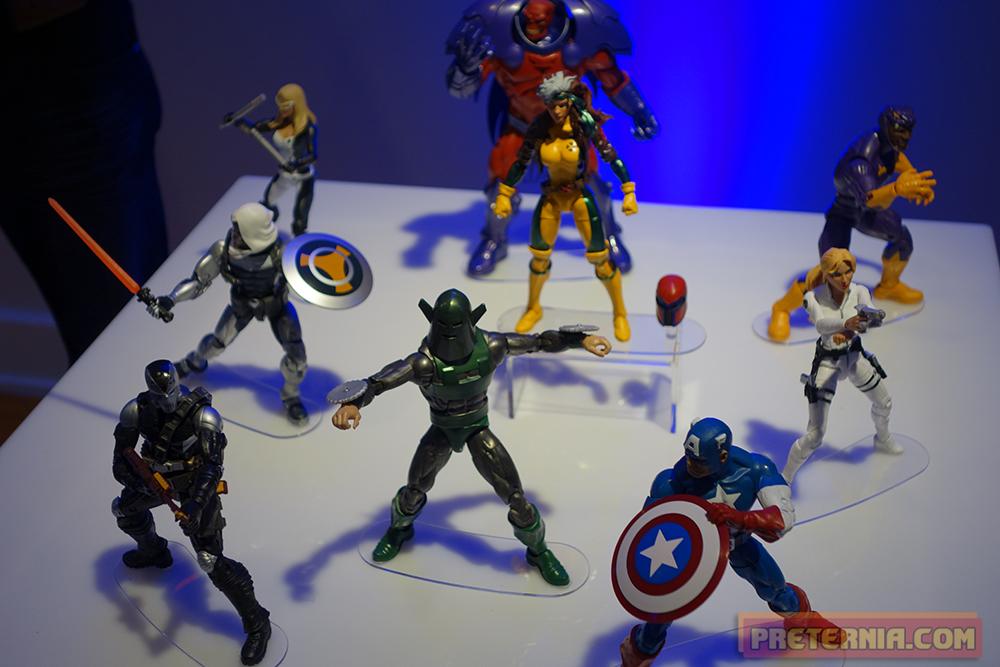 NYCC 2015 Hasbro Marvel Legends