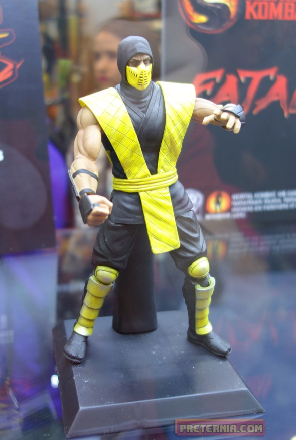 Storm Collectibles Mortal Kombat NYCC 2015