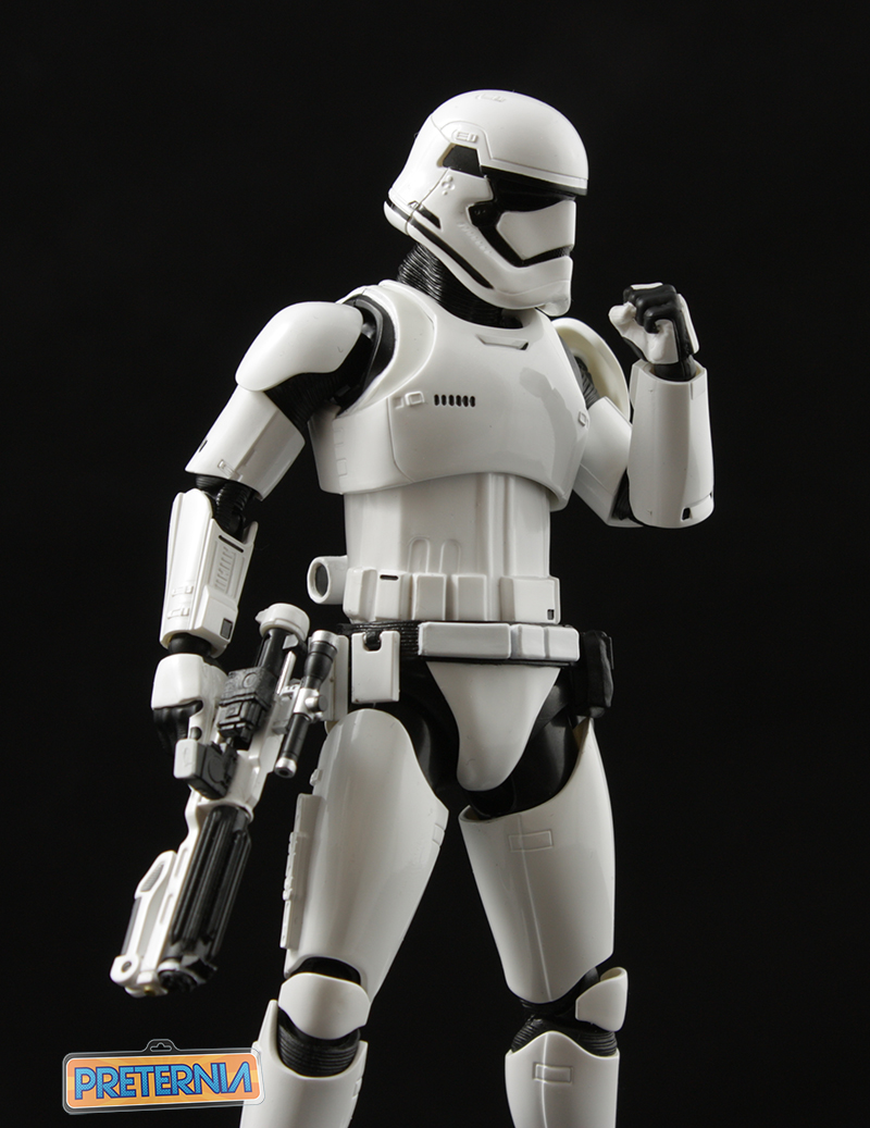 Bandai S.H. Figuarts Star Wars First Order Stormtrooper