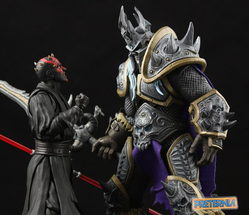 Preternia Top 2015 NECA Heroes of the Storm