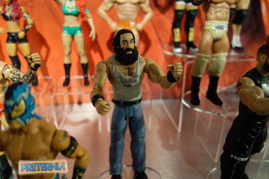 Mattel WWE Toy Fair 2016