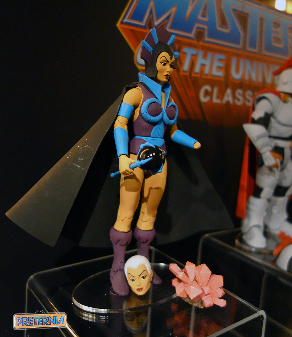 Mattel MOTUC Toy Fair 2016 Masters of the Universe Classics