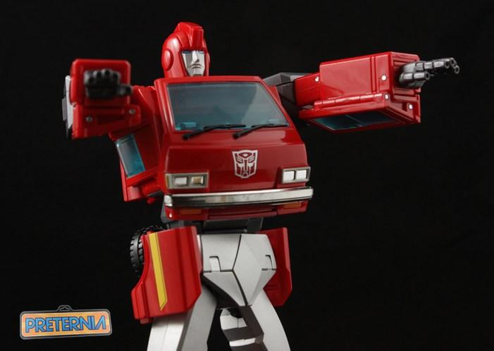 Takara MP-27 Masterpiece Ironhide Review