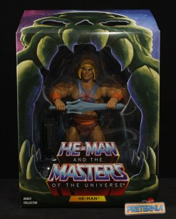 Mattel Masters of the Universe Classics Filmation He-Man MOTUC