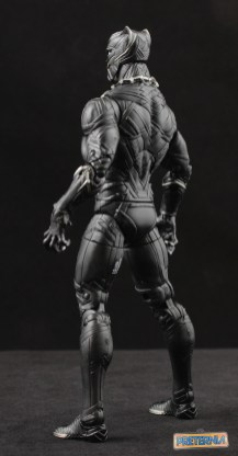 Hasbro Marvel Legends Civil War Black Panther Captain America Review