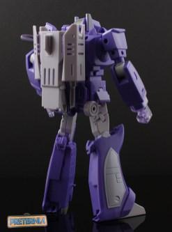 Takara Transformers MP-29 Shockwave Laserwave Review