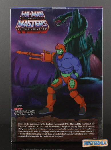 Mattel MOTUC Trap Jaw Filmation Club Grayskull Review