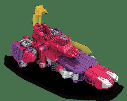 Voyager Alpha Trion_Pilot Mode_Export