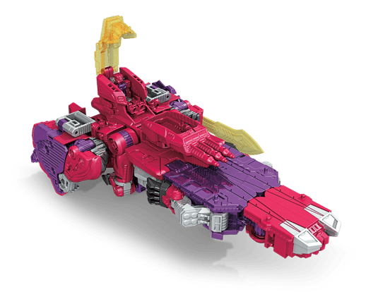 Voyager Alpha Trion_Pilot Mode_Export