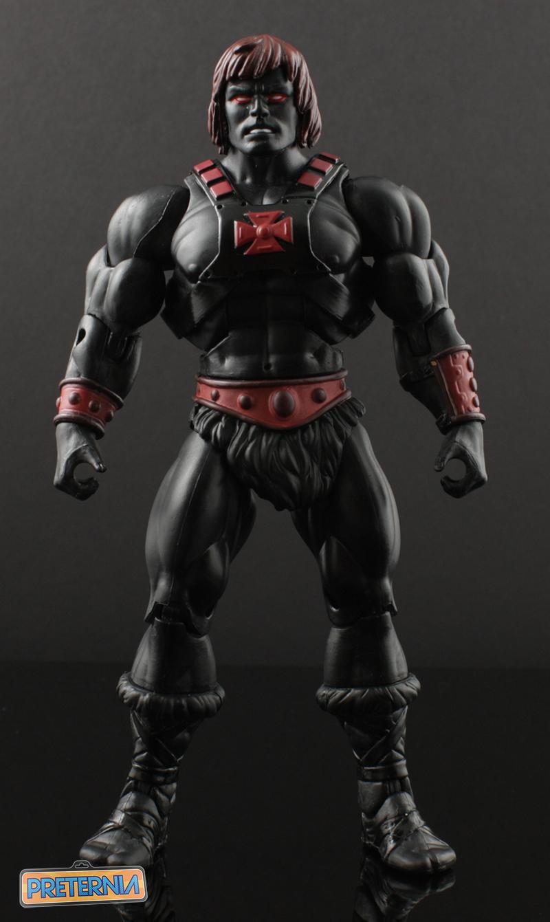 Mattel MOTUC Anti-Eternia He-Man Review