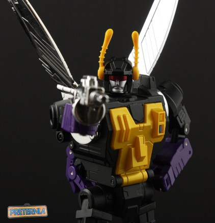 Fans Toys FT-14 Forager MP Kickback Review