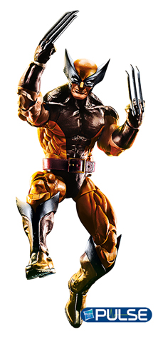 Hasbro Marvel Legends X-Men Wave Wolverine