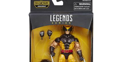 Hasbro Marvel Legends X-Men Wave Wolverine