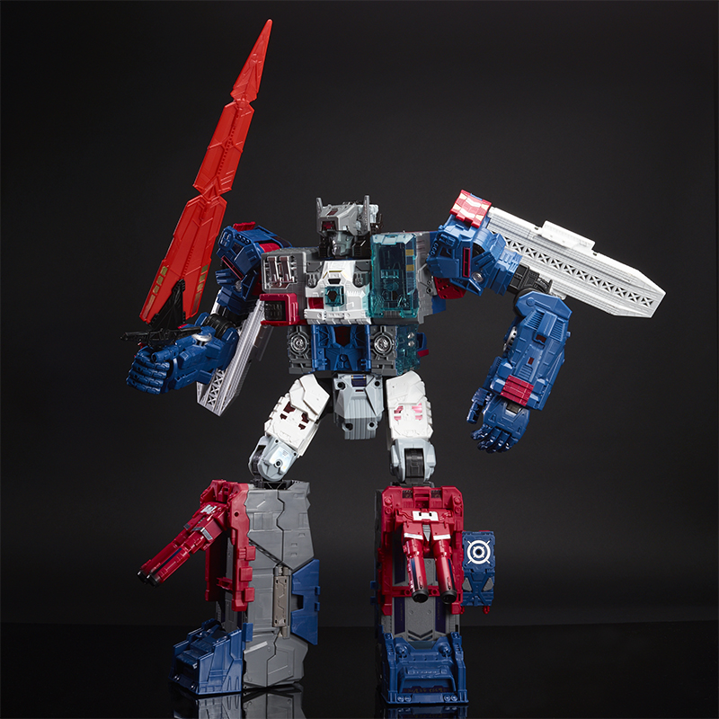 Hasbro SDCC 2016 Exclusive Fortress Maximus