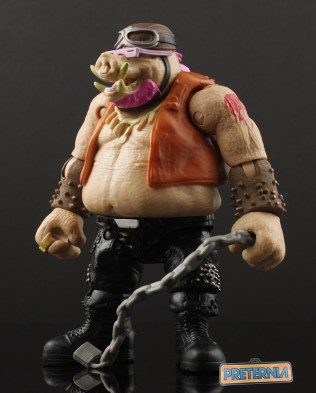 TMNT Out of Shadows Bebop with Warthog Trike Review