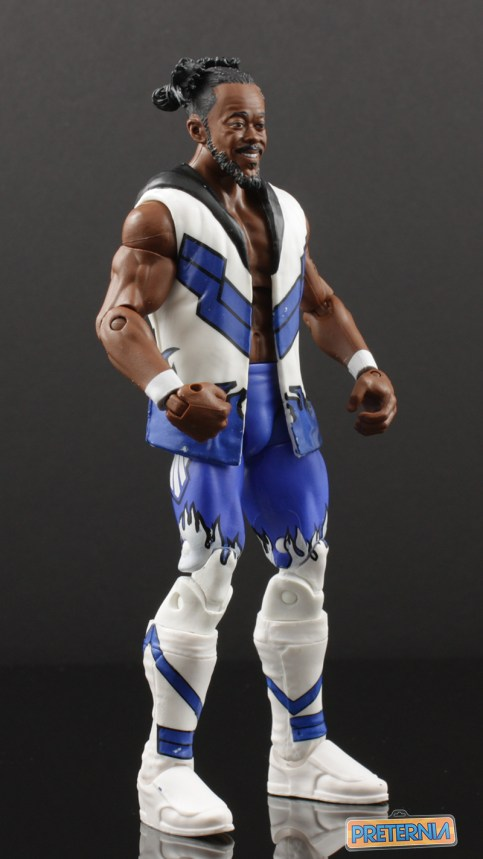 Mattel WWE Elite 43 Kofi Kingston New Day Review