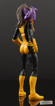 Hasbro Marvel Legends Kitty Pryde X-Men Review