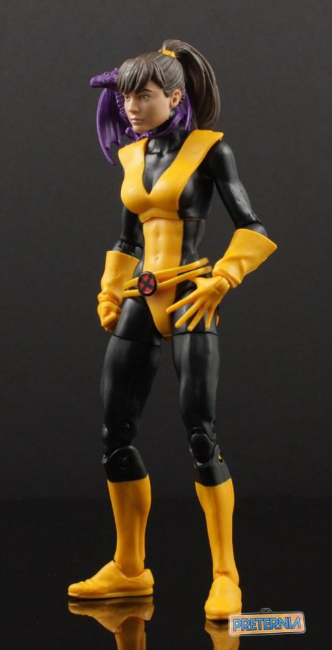 Hasbro Marvel Legends Kitty Pryde X-Men Review