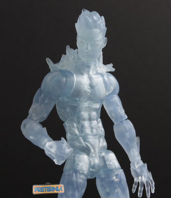 Hasbro Marvel Legends Iceman X-Men Review