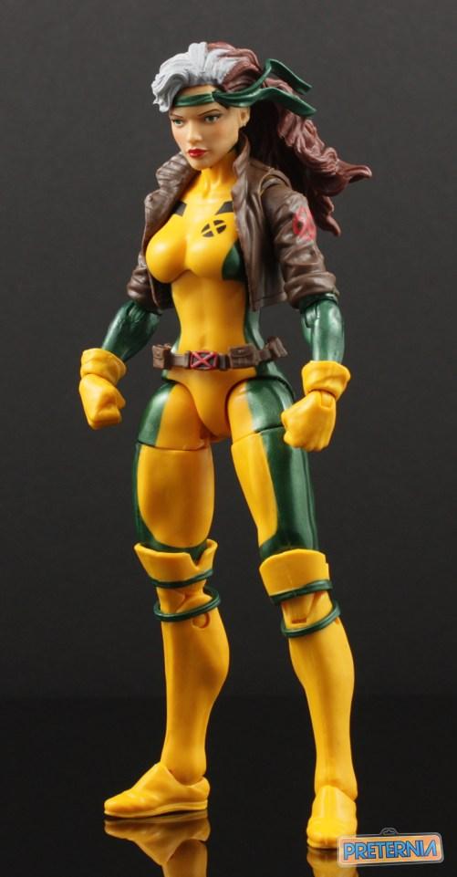 Hasbro Marvel Legends Rogue X-Men Review