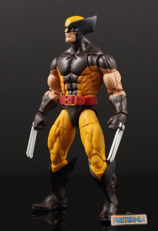 Hasbro Marvel Legends Wolverine X-Men Review