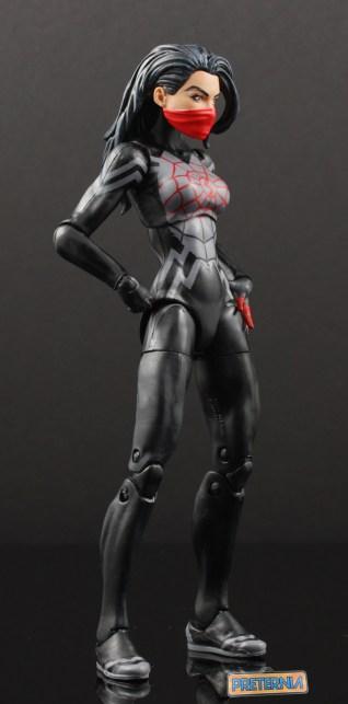 Hasbro Marvel Legends Spider-Man Silk Review