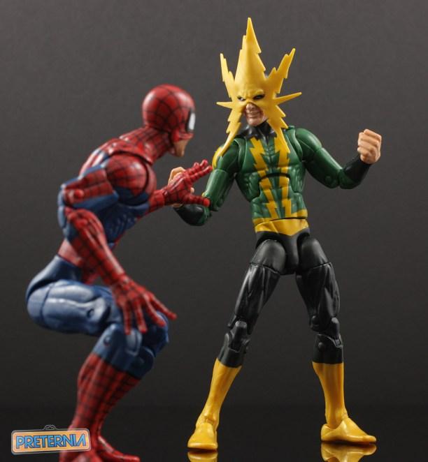 Hasbro Marvel Legends Electro Review