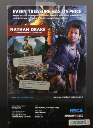 NECA Uncharted Nathan Drake Review