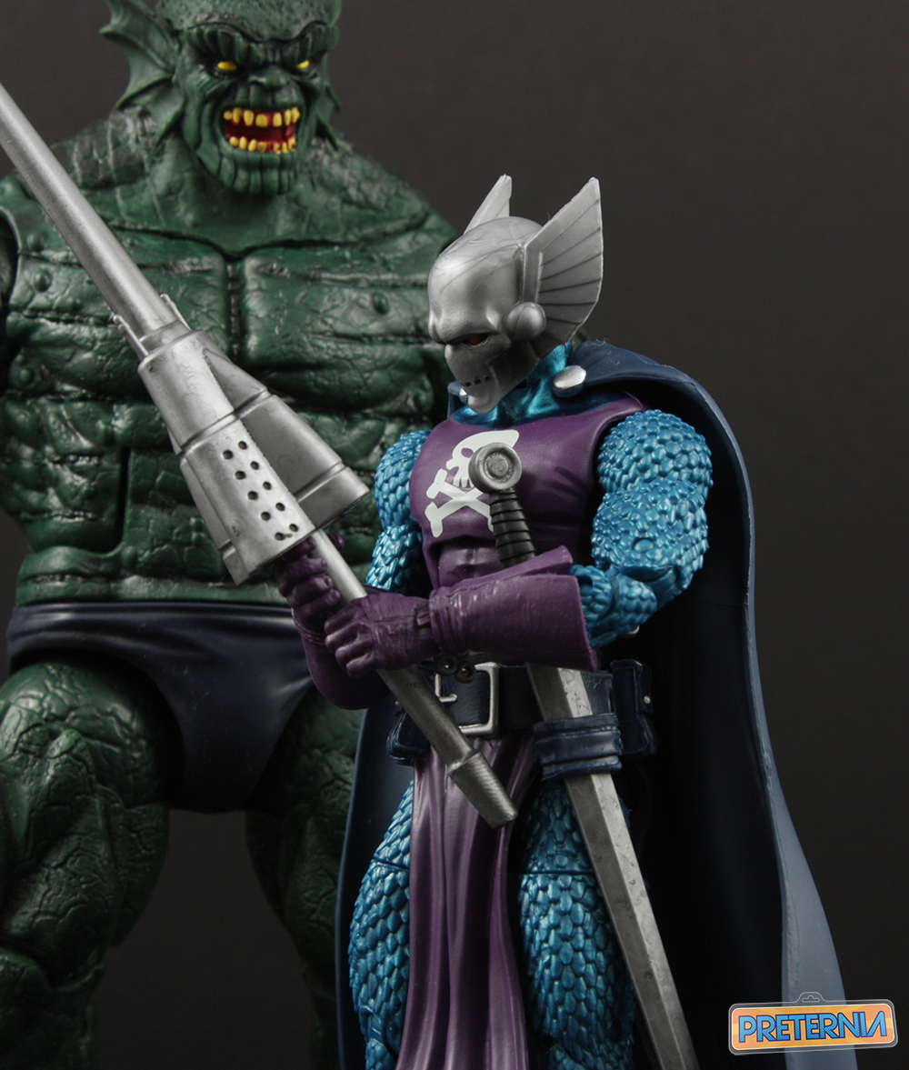 Marvel Legends The Raft Dreadknight Review SDCC