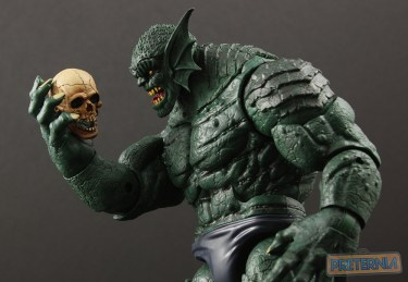 Marvel Legends The Raft Abomination Review SDCC