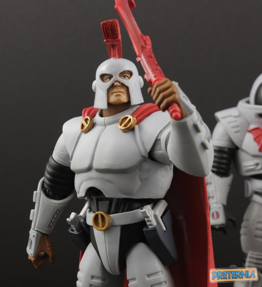 Mattel MOTUC General Sundar Review