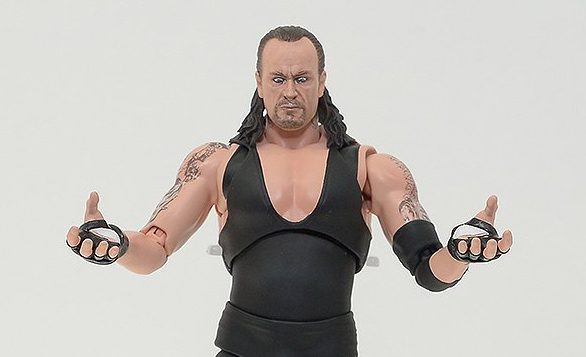 Bandai S.H. Figuarts WWE The Undertaker