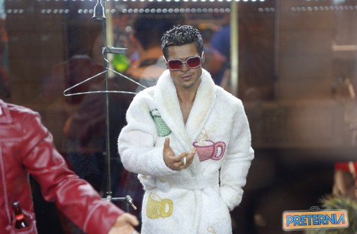 NYCC 2016 Blitzway 1/6 Scale Fight Club